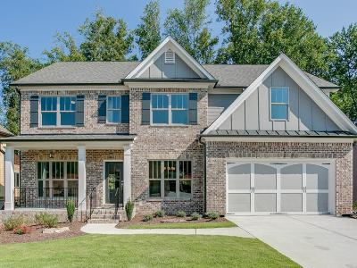 Fulton County, Dekalb County, Cobb County, Douglas County, Henry County, Cherokee County, Gwinnett County, Rockdale County, Forsyth County, Paulding County, Fayette County, Coweta County Single Family Home For Sale: 6925 Concord Brook Lane
