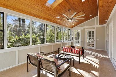 Sandy Springs Single Family Home For Sale: 100 Breakwater Circle