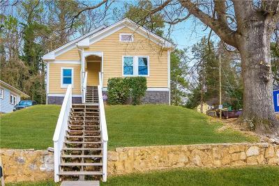 Single Family Home For Sale: 1615 Orlando Street SW