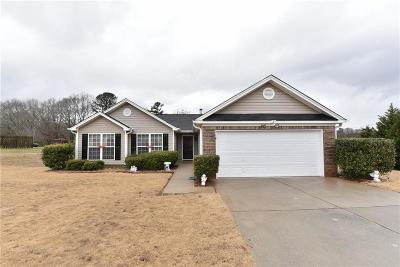 Winder Single Family Home For Sale: 1501 Cardinal Lane