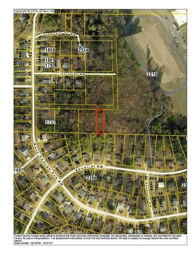 Residential Lots & Land For Sale: Thomas Street