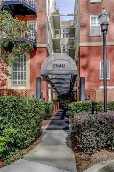 Atlanta Multi Family Home For Sale: 2840 Peachtree Road