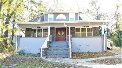 Single Family Home For Sale: 1682 Hawthorne Avenue