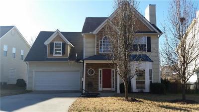Carroll County, Coweta County, Douglas County, Haralson County, Heard County, Paulding County Single Family Home For Sale: 206 Turtle Pointe Drive
