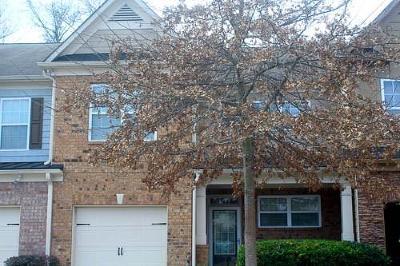 Atlanta Condo/Townhouse For Sale: 1560 Reel Lake Drive