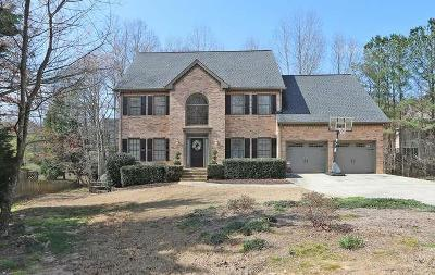 Kennesaw Single Family Home For Sale: 3136 Crestmont Way NW