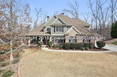 Canton Single Family Home For Sale: 820 Waterford Estates Manor