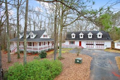 Hampton Single Family Home For Sale: 3123 Jonesboro Road