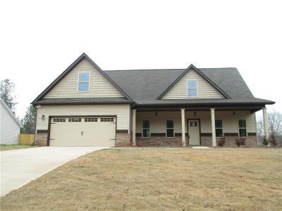 Atlanta Single Family Home For Sale: 256 Allegrini Drive