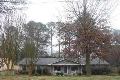 Lilburn Single Family Home For Sale: 4535 Keith Drive