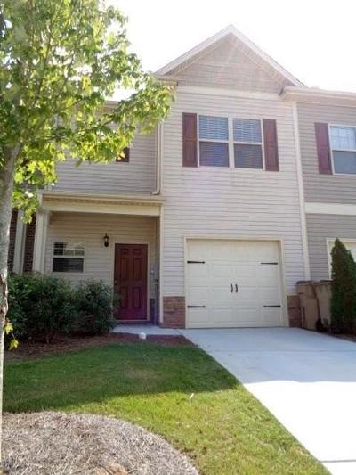 Acworth Single Family Home For Sale: 550 Oakside Place