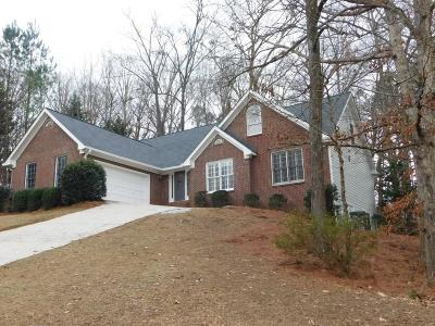 Suwanee Single Family Home For Sale: 4624 Camber Well Lane