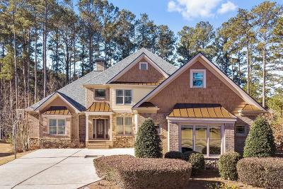 Lilburn Single Family Home For Sale: 701 Wisteria Vine Lane