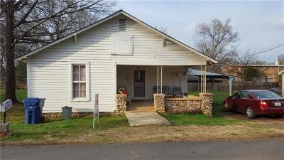 Adairsville Single Family Home For Sale: 108 Hotel Street