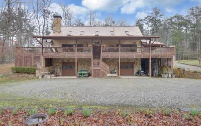 Habersham County Single Family Home For Sale: 400 Colonels Run