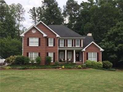 Lilburn Single Family Home For Sale: 1021 Cedar Bluff Trail SW