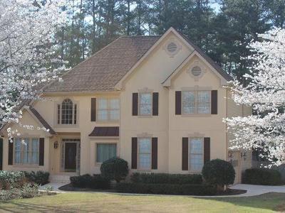 Suwanee Single Family Home For Sale: 4512 Treadstone Court
