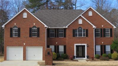 Single Family Home For Sale: 1150 Carriage Trace Circle
