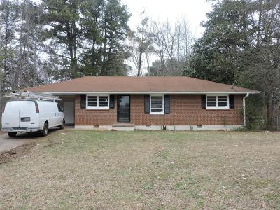 Forest Park Single Family Home For Sale: 640 Pineridge Drive