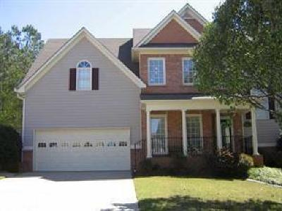 Marietta Single Family Home For Sale: 3622 Edenbourgh Place