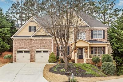 Kennesaw Single Family Home For Sale: 5002 Preservation Pointe NW