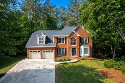Single Family Home For Sale: 482 Broadstone Way NW
