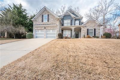 Dallas Single Family Home For Sale: 256 Pine Bluff Drive
