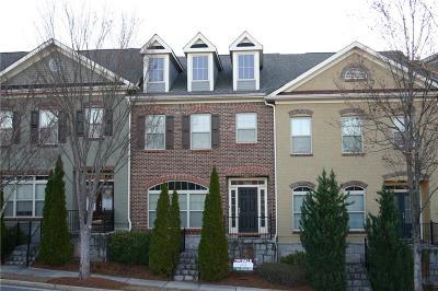 Condo/Townhouse For Sale: 4381 Hansboro Way