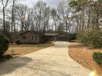Single Family Home For Sale: 3015 Susan Court