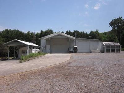 Fairmount Single Family Home For Sale: 151 Cagle Drive SE