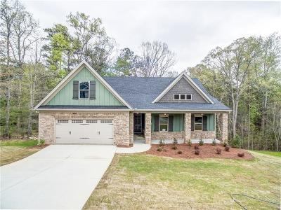 Canton Single Family Home For Sale: 503 Custer Way