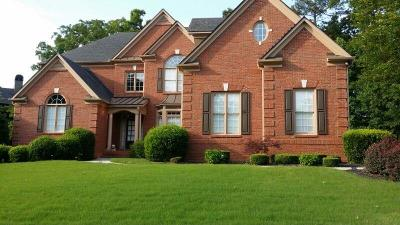 Kennesaw Single Family Home For Sale: 3757 Maryhill Lane