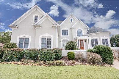 Canton Single Family Home For Sale: 126 Cedar Woods Trail