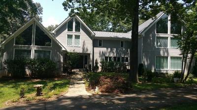 Canton Single Family Home For Sale: 217 Daniel Court