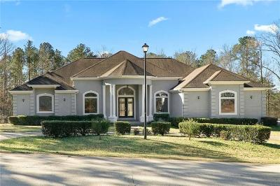 Loganville Single Family Home For Sale: 1230 Grande View