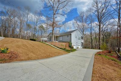 Douglasville Single Family Home For Sale: 6336 River Ridge Drive