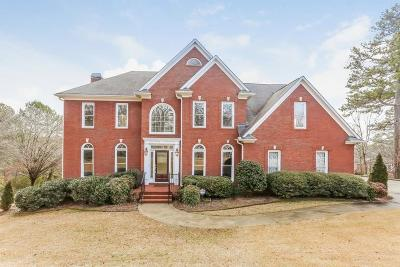 Smyrna Single Family Home For Sale: 1867 Cedar Cliff Drive SE