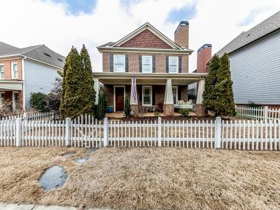 Single Family Home For Sale: 3098 Nichols Street SE