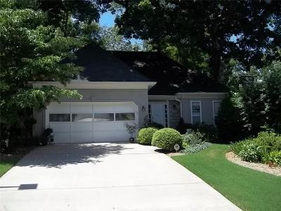 Alpharetta  Single Family Home For Sale: 160 Riversong Drive