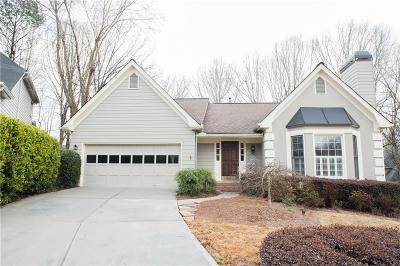 Alpharetta Single Family Home For Sale: 7205 Harbour Landing