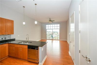 Atlanta Condo/Townhouse For Sale: 711 Cosmopolitan Drive NE #447