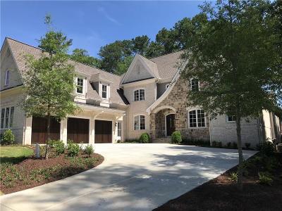 Single Family Home For Sale: 142 Interlochen Drive NE