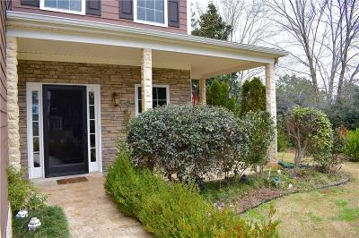 Single Family Home For Sale: 201 Forrest Way