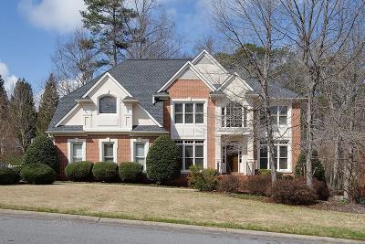 Mableton Single Family Home For Sale: 667 Crescent Ridge Trail SE
