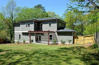 Decatur Single Family Home For Sale: 1392 Rupert Road