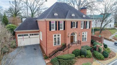 Atlanta GA Single Family Home For Sale: $1,150,000