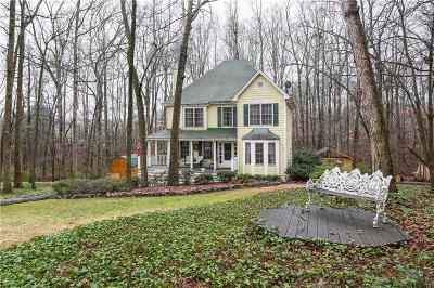 Cumming Single Family Home For Sale: 4070 Post Gate Court