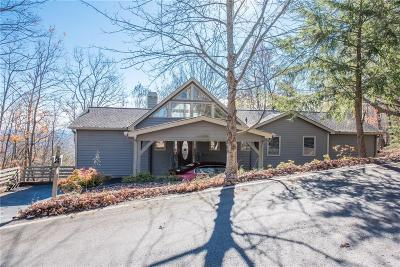 Dawson County Single Family Home For Sale: 1020 McElroy Mountain Drive
