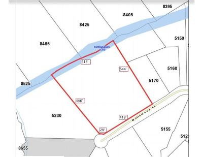 Alpharetta, Cumming, Johns Creek, Milton, Roswell Residential Lots & Land For Sale: 5180 Williamson Lane