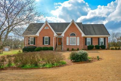 Loganville Single Family Home For Sale: 4275 Eddie Byrd Lane